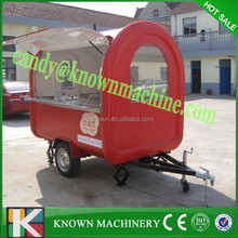 High Quality fast food vending carts for sale with best price very popular in USA