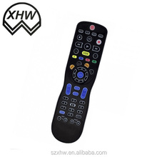 multi frequency universal learning led tv remote control with manual pcb remote control