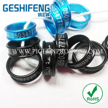 2014 hot sell bands for pigeon bird,pigeon bird bands,ring pigeon,bird ring