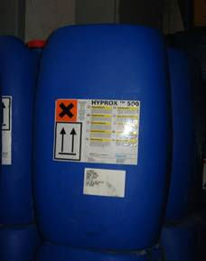 Hydrogen Peroxide (h2o2) & Textile Chemicals