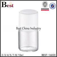 3ml glass bottle with stopper, glass bottle with stopper for perfume