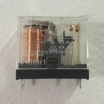 Omron 1 Form A Relay G2R-1A 12VDC