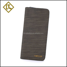 PU leather New style promotional mobile phone case card holder wallet