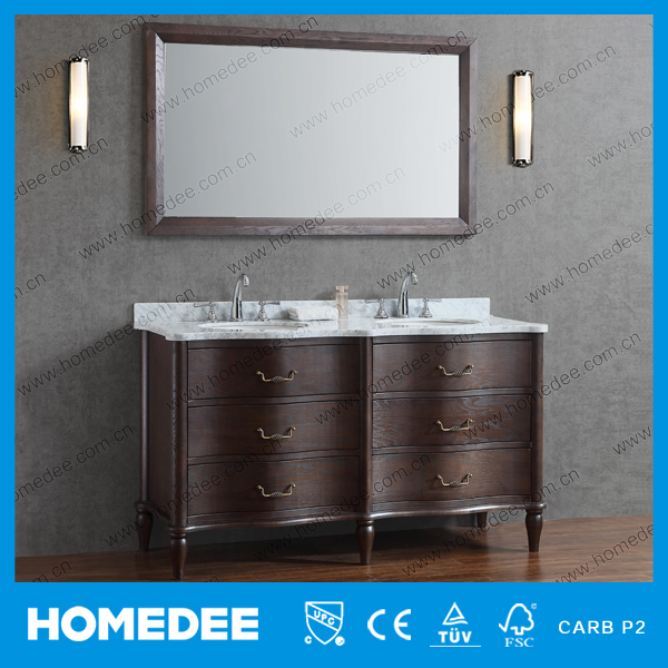 Double Bathroom Cabinets Sink Sears Bath Vanities with Solid Legs