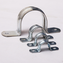 Factory Price Stainless Steel Two Hole Pipe Clamp,China Suppliers