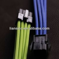 PCI-E 6PIN low voltage power supply extension cable