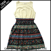 China factory western Party Wear latest good designer one piece dress patterns new model women dress with OEM service