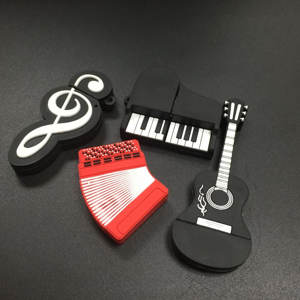 New Customized music usb stick pendrive USB flash Flash U disk 4GB /8GB/ 16GB/32GB