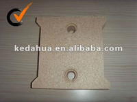 Fireproof material vermiculite boards fire board for fireplace