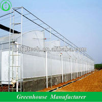 sawtooth agricultural greenhouse manufacturer