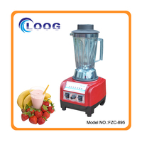 2016 High Efficiency Professional Commercial Heavy Duty Quality Blenders For Restaurant