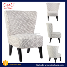 AC-178 Comfortable Fabric Accent Tub Chair With Soft Material