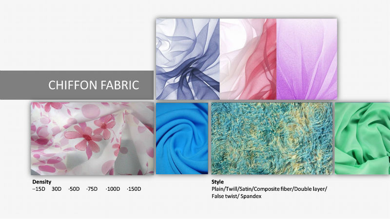 dress fabric chiffon