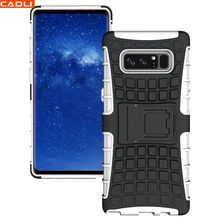 Custom Rugged Armor Kickstand Phone Case Cover For Samsung Galaxy Note 8