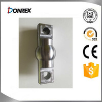 Custom CNC Machining Drop Forged Roller Part