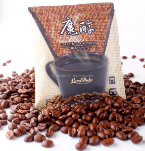 100% Thailand Green Arabica Coffee beans roasted in Taiwan