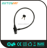 High Quality Anti-thief bicycle alarm cable lock