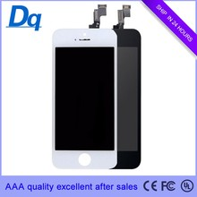 spare cell phone chinese for apple for iphone 5G 5C 5S lcd display digitizer