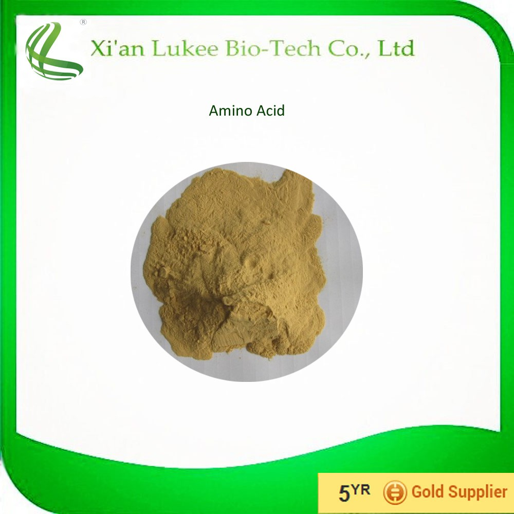 Fertilizers Agricultural 80% Amino Acid Powder with no Chloride Amino Acids Prices