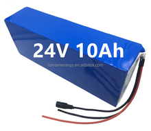 24v 10ah lifepo4 battery pack lithium battery for energy storage
