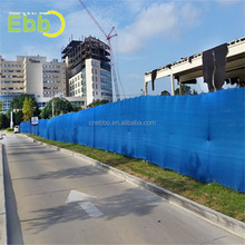 Outdoor plastic sunshade fence windscreen privacy screen