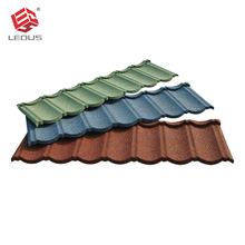 Colorful Stone Coated Steel Roofing Tile Zinc Corrugated Roofing Sheet