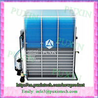portable PUXIN pvc water purification system for wastewater treatment