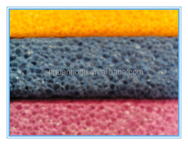 adhesive foam sheets/non flammable insulation foam