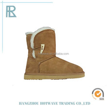 2016 New China Supplier Reasonable Price Snow Boot