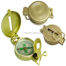 High Quality Brass Marching Lensatic Compass