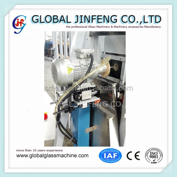 JFLZ-900 Vertical semi-automatic glass drilling machine high speed with CE