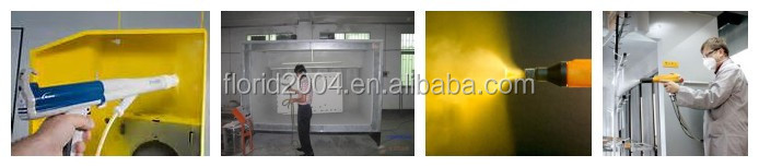 Antique effect powder coating for metal florid factory