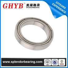 thin section bearing 16005 ZZ deep groove ball bearing from china professional bearing factory