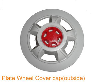 TVS Motorcycle Trike spare parts /Plate Wheel Hub cap