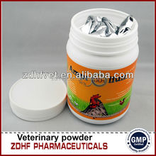 Poultry Drug 30% Amprolium Water Soluble Powder