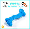 "Pets Play Strong Virtually Indestructible Rubber ""S"" Bone Dog Toy"