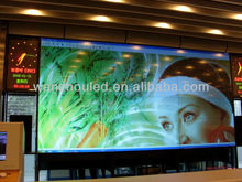 best price ultra light ultra bright full color SMD flexible led outdoor led display screen p8