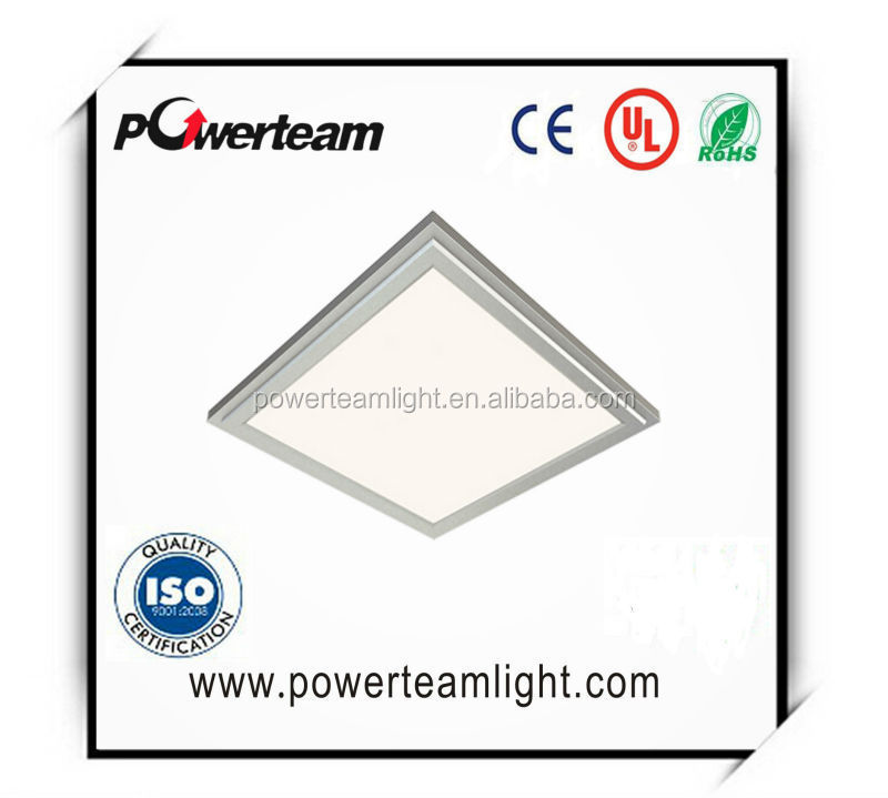 100lm /w cri >80 50w 75w 2x4 led ceiling panel light with UL DLC CSA approval