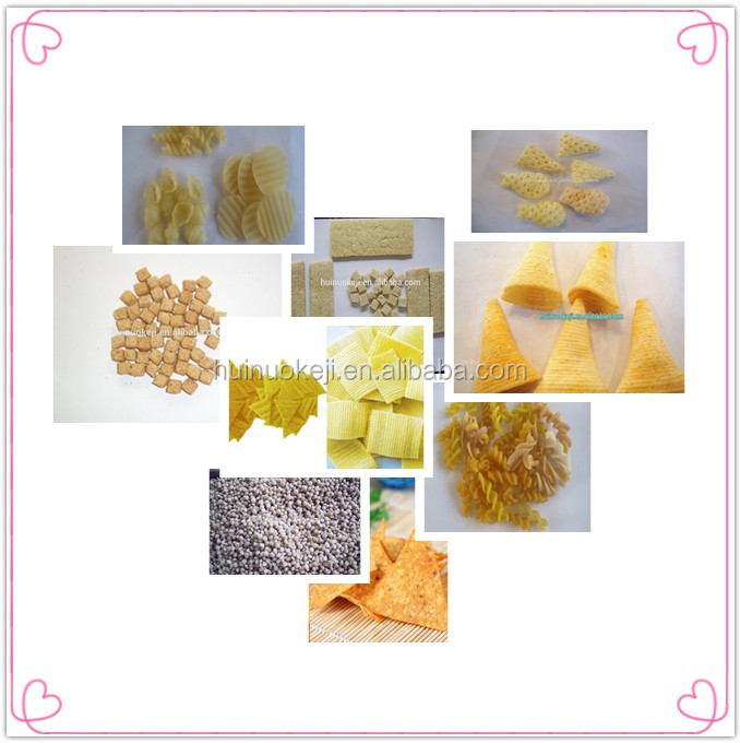 High Quality Corn Flakes/Breakfast Cereals Making Machine