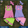 Baby Girls Ruffle Shorts Sets Clothes