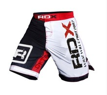 RDX fight shorts professional UFC MMA grappling shorts kick boxing nh with flex panels&rubber grip