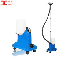 Professional factory produce multifunction standing clothes steam iron /best quality vertical fabric garment steamer