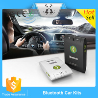 2015 Hotsales long life bluetooth handsfree car kit with dsp technology