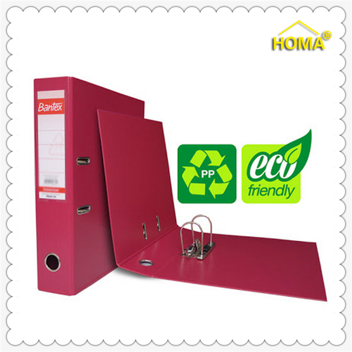 A4 office stationery plastic pockets file folder
