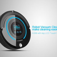 2016 High End Multifunctional Robot Vacuum