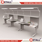 hot esd adjustable industrial furniture with high quality