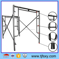 Patented iron Galvanized Scaffolding