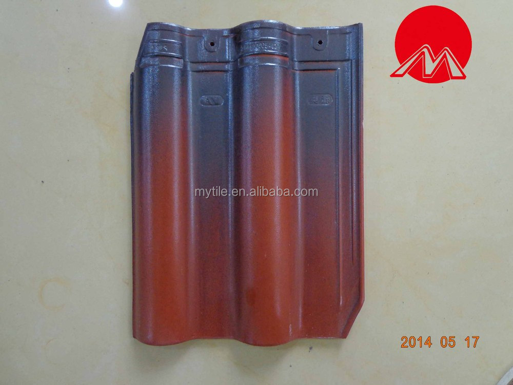 Cheap Price Double Barrel Interlocking Roof Tile
