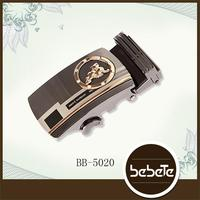 Fashion High Quality Customized men leather automatic buckle belt