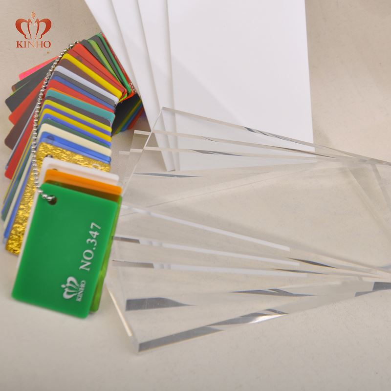 Wholesale Hard 10mm Thick Clear Acrylic Sheet Plastic Sheet